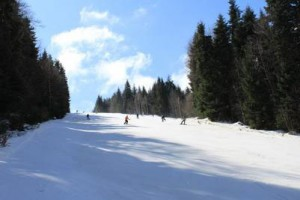 Картала ски в Благоевград