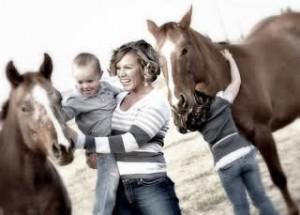 Конната езда стана удоволствие за деца и жени