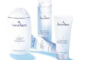 Професионална козметика Jean d'Arcel - тайната на здравата и красива кожа