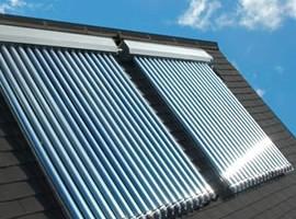 Слънчеви колектори и рециклиращи се материали