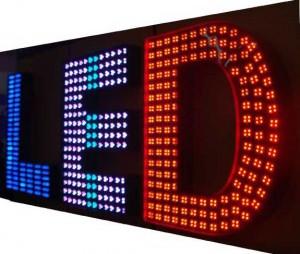 LED дисплеите - модерни и практични