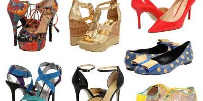 Дамските обувки