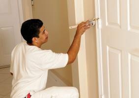Довършителен ремонт след смяна на врати