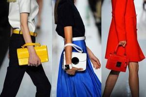 Дамска чанта - модни тенденции 2013