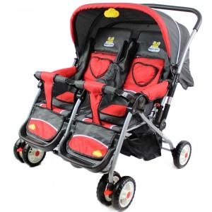 Как да изберем количка за близнаци?