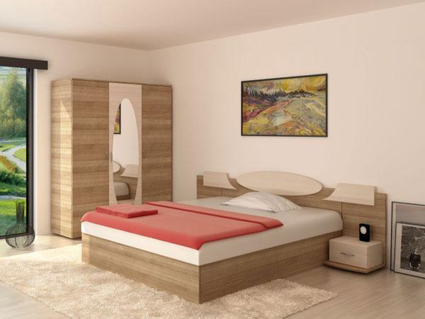 Удобната спалня носи радост в дома