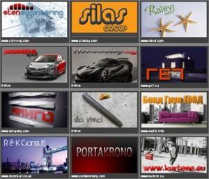 Модерен уеб дизайн за сериозни клиенти