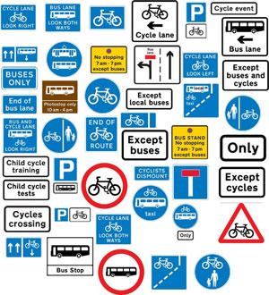 Сигнализационни табели за транспортни средства