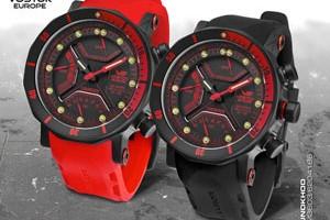 Часовниците Vostok - посветени на руската подводница Анчар