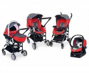 Кои са предпочитаните модели комбинирани детски колички?
