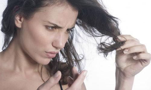 Процедури при суха коса