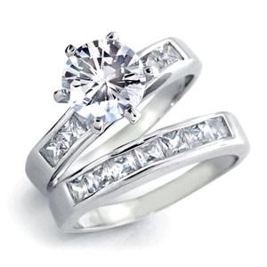 Сребърен пръстен за подарък