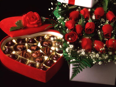 Шоколадовите лакомства - любим подарък