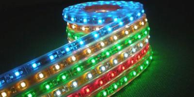 Осветете верандата си с LED ленти