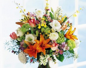 Доставка на цветя