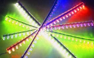 LED лентите имат различни цветове