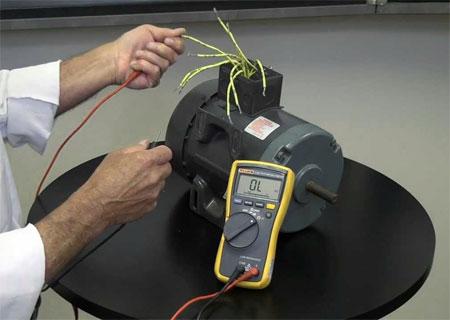 Ремонтиране на трифазни електромотори