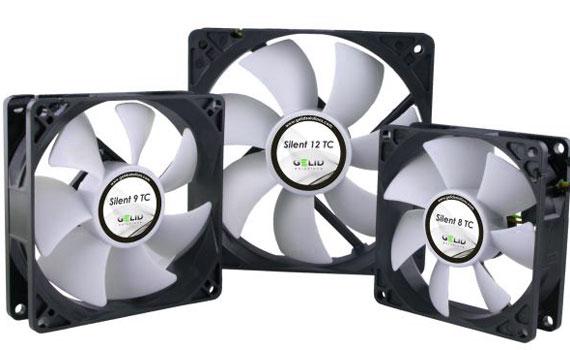 Направете вентилаторите на компютъра си безшумни