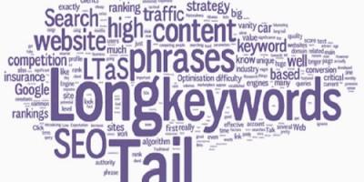 Идентификация на long tail ключови думи
