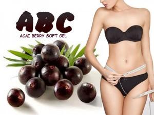 Как действа abc acai berry на тялото ви?