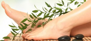 Лична хигиена на краката