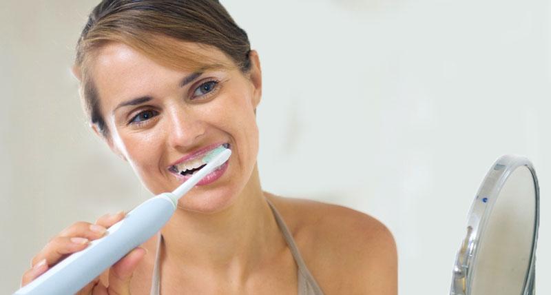 Електрическа четка за зъби