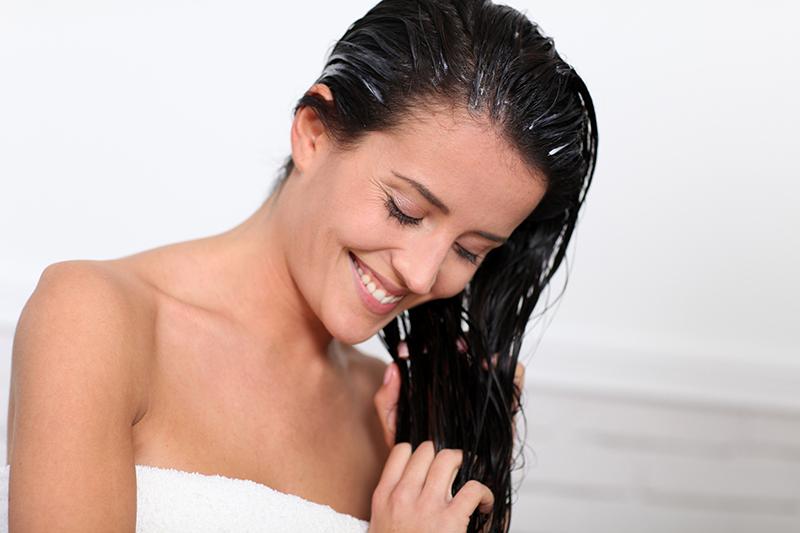 Подхранваща маска за коса