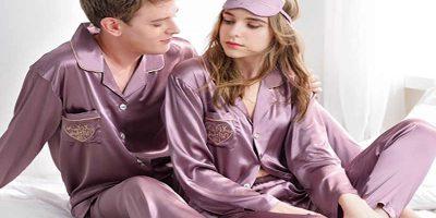Сатенени пижами – удобство, красота и сексапил