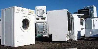 Премахване на пералната машина