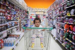 Покупка за бебе