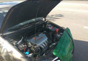 Ремонт на автомобили на мястото на повреда