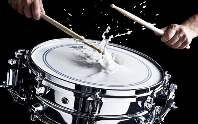 настройка на барабани
