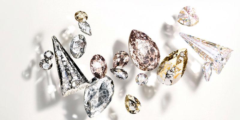 бижута с кристали Сваровски
