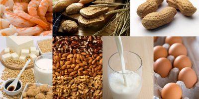 Алергични храни