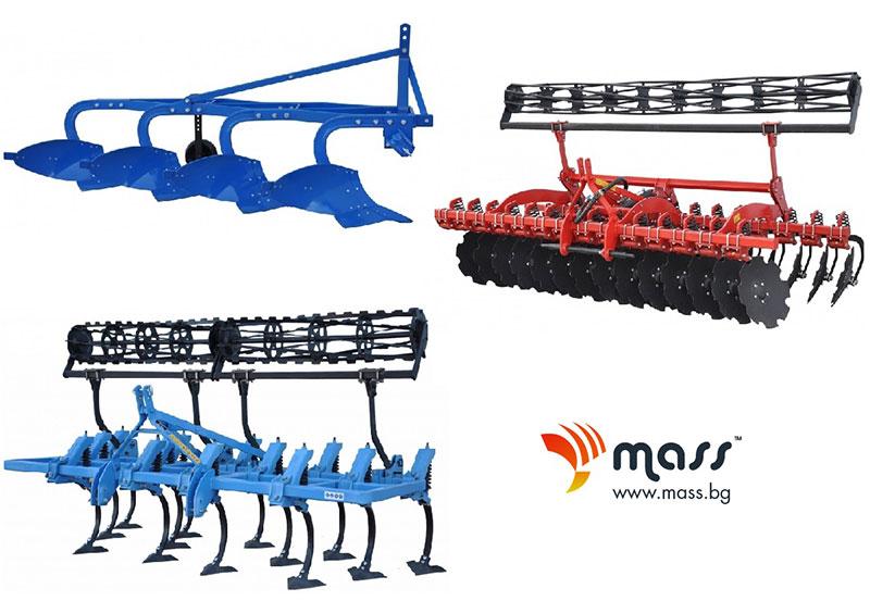 Земеделско оборудване