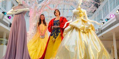 Дизайнерски рокли
