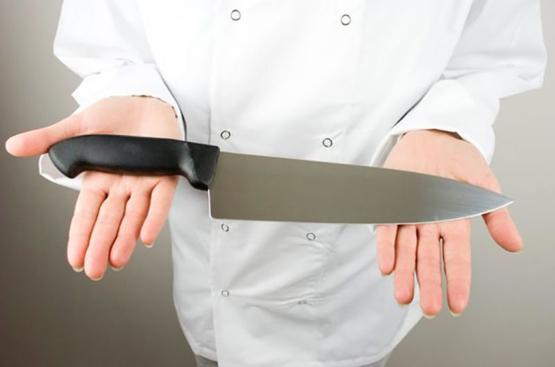 Грижа за ножовете